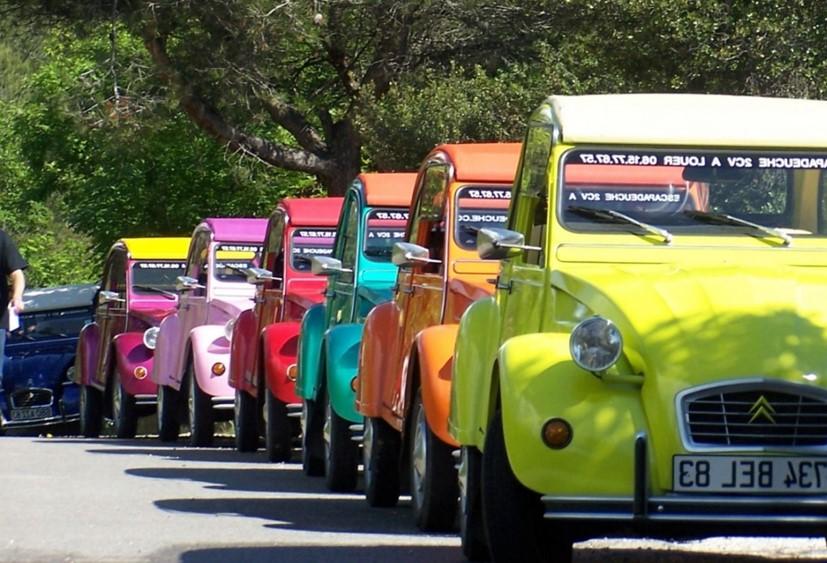 Citroen Car Rally_Florence