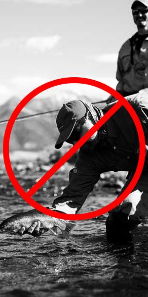 fishing negative